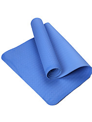 TPE Yoga-Matten Umweltfreundlich Geruchsfrei 6 mm Hellblau Other