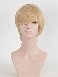 Cosplay Wigs Movie Cosplay Golden Wig Halloween Christmas Carnival Male