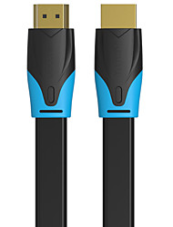 VENTION® HDMI Cable 1m HDMI to HDMI Cable HDMI 1.4 4K 1080P 3D for PS3 Projector HD LCD Apple TV Computer Cables