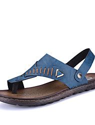 New Men's Casual/Beach/Home Slippers & Flip-Flops Fashion Flat Heel Flip Flops