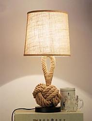 40 Состаренный / грубый Настольная лампа , Особенность для Защите для глаз , с Краска использование Вкл./выкл. переключатель