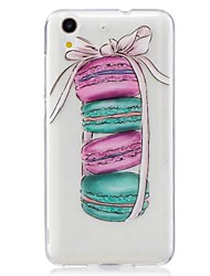 Для Ультратонкий С узором Кейс для Задняя крышка Кейс для Плитка Мягкий TPU для Huawei Huawei Honor 5C