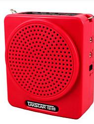 TAKSTAR Com Fios Microfone de Conferência 3.5mm Vermelho
