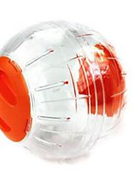 Грызуны Колесо для упражнений Пластик Синий Розовый Оранжевый