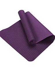 TPE Yoga Mats Ecológico Sem Cheiros 8.0 mm Roxa Other