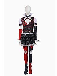 Disfraces de Cosplay Botas Accesorios de Halloween Ropa de Fiesta Baile de MáscarasSúper Héroes Baterías Mago/Bruja Superstar Montruo