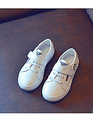 Girl's Sneakers Comfort PU Casual White