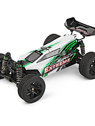 WLToys A303 112 Brush Electric RC Car 2.4G Green Remote Control Car
