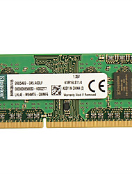 Kingston RAM 4GB 1600MHz DDR3 Notebook / memoria del computer portatile