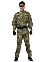 Unisexe Ensemble de Vêtements/Tenus Chasse Respirable Vestimentaire Printemps Eté Automne Hiver Camouflage
