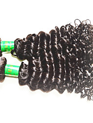 wholesale 10a indian human hair deep wave original indian virgin hair 1kg 10bundles lot natural indian hair color weaves no shedding