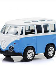 Классические автомобили Игрушки 1:28 Металл Пластик Коричневый