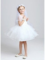 Wedding Veil Two-tier Communion Veils Tulle