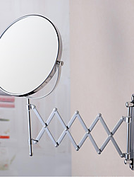 Espelho / Níquel EscovadoLatão Aço Inoxidável /Contemporâneo