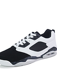 Men's PU Air Cushion Comfortable Sport Shoes Basketball Shoes