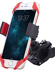 Bike Mount Universal Cell Phone Bicycle Rack Handlebar & Motorcycle Holder Cradle for iPhone 6 6() 6S 6S plus 5S 5C Samsung Galaxy S3 S4 S5 S6