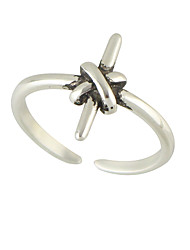 Silver  Color Ring