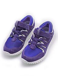 Girl's Sneakers Comfort PU Casual Black Purple White