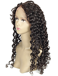 Glueless Full Lace Human Hair Wigs For Black Women Loose Curly Wave Lace Human Hair Wigs Indian Hair Lace Wigs