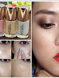 1Pcs Professional Face Foundation Makeup Natural Bright Liquid Bronzer & Highlighter Color Correcting Pigment