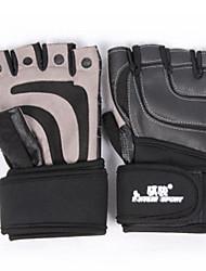 Премиум рукавица для тяжелой атлетики пригодности или езды на велосипеде
