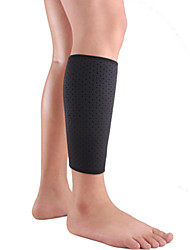 Calf Strap Sports Support Eases pain Protective Adjustable Thermal / Warm Camping & Hiking Cycling/Bike Running Black