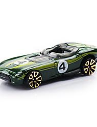 Rennauto Spielzeuge 1:64 Metall Plastik Grün