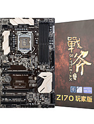 colorful® c.z170 v20 материнской платы Intel Z170 / LGA 1151