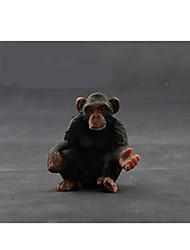 Pretend Play Model & Building Toy Toys Novelty Monkey Plastic Black For Boys