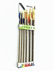 poils stylo pinceau set