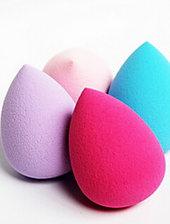 pcs Powder Puff/Beauty Blender Natural Sponges Others Round Quadrate