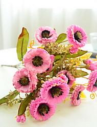 1 Une succursale Fibre Fleurs artificielles 36