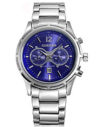 Men's Women's Unisex Sport Watch Dress Watch Skeleton Watch Fashion Watch Wrist watch Quartz Alloy Band Charm Casual Multi-Colored