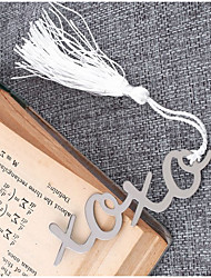Hugs & Kisses Bookmark Favor Beter Gifts® Recipient Gifts 10.2 x 4.5 x 1.4cm/box