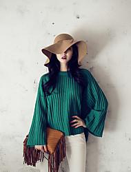 2017 Frühjahr neue koreanische Version Pullover Bluse Frauen