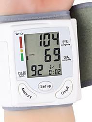pulso saúde monitor de pressão arterial automático digital portátil