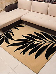 Casual Polyester Area Rugs