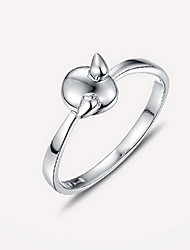 Ring Silver Fashion Silver Jewelry Daily Casual 1pc
