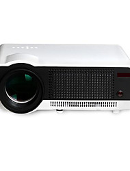LED-86WIFI HD Projector Home 1080P Smart Wifi Phone with The Screen Projector