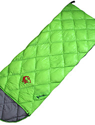 Sleeping Pad Rectangular Bag Single 0 Hollow Cotton Down 210X72 Hiking Camping Traveling OutdoorMoistureproof/Moisture Permeability