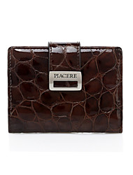 Casual Office & Career Shopping-Card & ID Holder-PVC Cowhide-Women