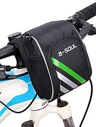 Mountain Bike Ride Handlebar Faucet Electric Scooter Head Bag Outdoor Riding Bag Random Color