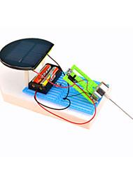 Brinquedos Para meninos Brinquedos de Descoberta Brinquedos a Energia Solar Carro Plástico
