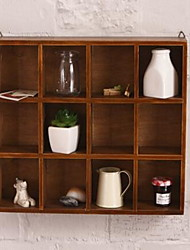 Wall Decor Wood Modern Wall Art Grocery Storage Cabinet Minimum Order Quantity Is 2