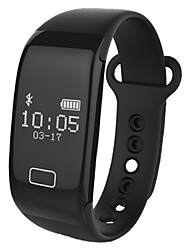 yyk18s pulsera inteligente / reloj inteligente / actividad trackerlong espera / podómetros / monitor de frecuencia cardíaca / despertador