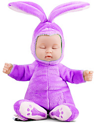 Cloak Baby Toys Dolls Rabbit Cartoon Sweet Model & Building Toy Cotton Foam