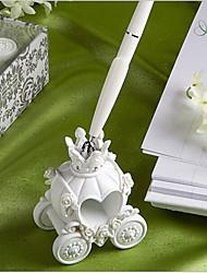 High Grade Pumpkin Carriage Sign Pen Wedding Pen Wedding Gift pen