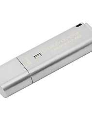Kingston DTLPG3 8GB USB 3.0 Flash Drive Locker+G3 Personal Data Security Automatic Cloud Backup