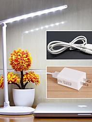 lámpara de escritorio llevada ojo de carga de aprendizaje de los estudiantes dormitorio escritorio del dormitorio de noche atenuación de