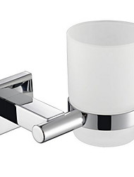 Toothbrush Holder / Mirror PolishedStainless Steel /Contemporary